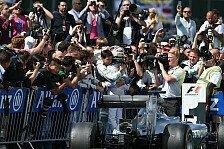 Formel 1 - Bilderserie: Silverstone - Pressestimmen