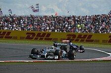 Formel 1 - So entschieden die Strategien das Rennen: Rennanalyse: H�tte Rosberg gewinnen k�nnen?