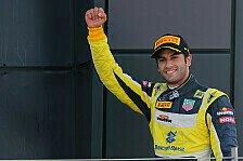 GP2 - Daniel Abt auf Rang 14: Pole-Position f�r Felipe Nasr