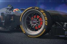 Formel 1 - Kleine gro�e Revolution: 18-Zoll-R�der: Die Antworten vor dem Test