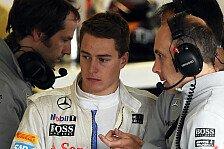 Formel 1 - Noch zu fr�h f�r Pl�ne: McLaren-Junior Vandoorne in die Formel 1?
