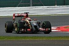 Formel 1 - Neuer Motor macht Hoffnung: Pastor Maldonado: Hockenheim, das mag ich