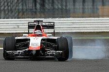 Formel 1 - Sauber im Blick: Marussia Vorschau: Deutschland GP