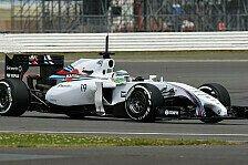 Formel 1 - Bilder: Silverstone - Dienstag