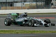 Formel 1 - Getriebeprobleme noch ungekl�rt: Nico Rosberg: Man hat meinen Speed nicht gesehen