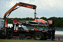 Formel 1 - Ferrari-R�ckkehr & Flaggen-Chaos: Silverstone: Die 6 Antworten zum Test
