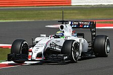 Formel 1 - Die Konkurrenz �berholt: Massa: Williams ist die zweite Kraft