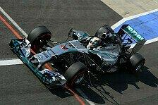 Formel 1 - Video: Deutschland GP: Lewis Hamilton im F1 Simulator