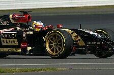 Formel 1 - Ich durfte nicht schneller!: Charles Pic, der 18-Zoll-Pionier
