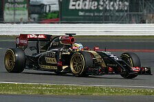 Formel 1 - Es gibt wichtigere Themen: Kommentar: 18-Zoll-Reifen - Sinn oder Unsinn?