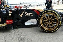 Formel 1 - Interessante Marketing-M�glichkeiten: Pirelli w�nscht sich 19-Zoll-Reifen