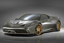 Auto - Reinrassiger Racing-Look: NOVITEC ROSSO veredelt den Ferrari 458 Speciale