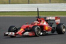 Formel 1 - Pic kommt gro� raus: Gro�britannien-Test: Team f�r Team