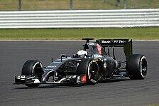 Formel 1 - Heimspiel f�r Sutil: Sauber Vorschau: Deutschland GP
