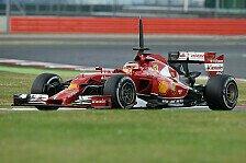 Formel 1 - Bilder: Silverstone - Mittwoch