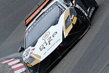 Blancpain GT Serien - Neueinsteiger mit guten Ergebnissen: Zandvoort: Quali-Sieg f�r Grasser-Lambo