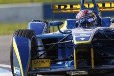 Formel E - Abt knapp an Top-8 vorbei: Donington, Tag 3: Schon wieder Buemi!