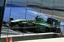 Formel 1 - Quasi-Heimrennen f�r Kobayashi: Caterham Vorschau: Deutschland GP