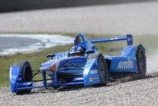 Formel E - Da Costa dabei: Die Starterliste für Malaysia