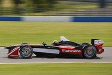 Formel E - Video: Senna blickt auf die Testfahrten zur�ck