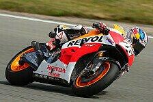 MotoGP - Lange mit Marquez auf Augenh�he: Pedrosa: Pech und Fehler verhindern Sieg-Attacke