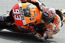 MotoGP - Bradl in Startreihe eins: Marquez mit neuem Rekord zur Pole