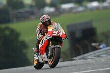 MotoGP - Motorradwechsel die richtige Entscheidung: Marquez mit idealem Risikomanagement zum Sieg