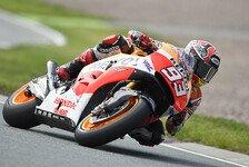MotoGP - Yamaha legt zu: Marquez im Warm Up hauchd�nn vorne