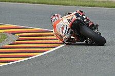 MotoGP - Erster Fahrer unter 1:21: Sachsenring: Marquez bricht Stoner-Rekord