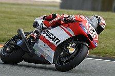 MotoGP - Projekt Desmosedici tr�gt Fr�chte: Dovizioso verl�ngert bei Ducati
