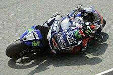 MotoGP - Rang f�nf herbe Entt�uschung: Lorenzo von Reifen im Stich gelassen