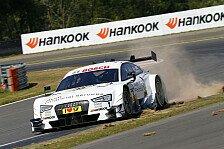 DTM - Audi unschlagbar?: Nico M�ller erzielt die Bestzeit
