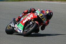 MotoGP - Am Sachsenring verpokert: Bradls Debakel: Das war ein Griff ins Klo