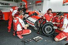 MotoGP - Position des Triebwerks ausbauf�hig: Ducati-Boss fordert h�rtere Arbeit am Motordesign