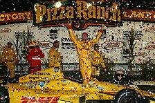 IndyCar - Es war am Ende wie in einem Videospiel: Hunter-Reay sichert Andretti 5. Iowa-Sieg in Folge