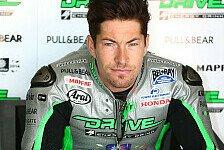 MotoGP - Camier springt im Aspar Team ein: Hayden muss Indy und Br�nn auslassen