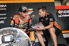 MotoGP - Abschiedsvorstellug in Indy: Edwards: Jeden Moment genie�en