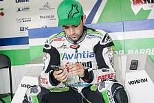 MotoGP - Operation für di Meglio, Test für Barbera