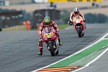 MotoGP - Kein gutes Ende f�r Ducati: Ducati-Duell mit Espargaros sorgt f�r Unterhaltung