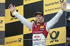 DTM - Punkte wichtiger als Statistiken: Mattias Ekstr�m: Zeit f�r die schwedische Hymne