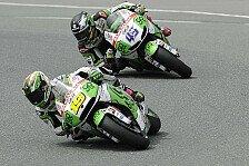 MotoGP - Bautista mit breiter Brust, Redding angriffslustig: Gresini: Piloten froh �ber Indy-Modifikationen