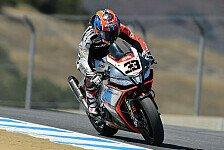 Superbike - Sieg und Sturz f�r Melandri: Guintoli: Sykes war nicht zu schlagen