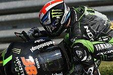 MotoGP - Yamaha Werksteam deutlich geschlagen: Tech 3: Smith �berzeugt, Espargaro geht Risiko