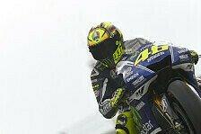MotoGP - Reifenwahl wird schwierig: Rossi hadert mit den Streckenbedingungen
