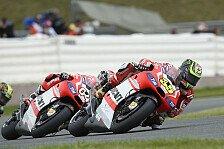 MotoGP - Ausstieges-Klausel nicht wahrgenommen: Crutchlow bleibt 2015 bei Ducati