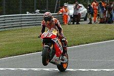 MotoGP - Konkurrenz verliert im Schnitt mindestens acht Punkte: Hochrechnung: Marquez schon in Aragon Champion?