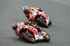 MotoGP - Pedrosa und Lorenzo von Top-Start abh�ngig: Favoritencheck: Marquez/ Repsol in eigener Welt?