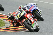 MotoGP - Konstante Talfahrt: Rennanalyse: So schlitterte Bradl ins Debakel