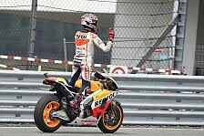 MotoGP - Ein schlechter Scherz?: Blog - Marquez in MotoGP und Moto2
