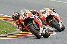 MotoGP - Favoritencheck: Trio hetzt magischen Marquez